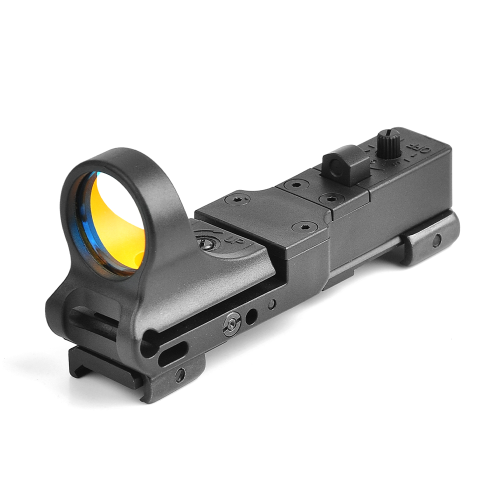 New C-MORE Red Dot Tactical Adjustable 4MOA Red Dot Sight Reflex Optics Sight IPSC Sight