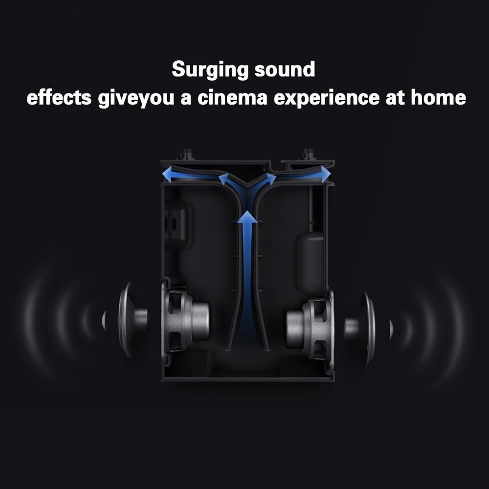 Versão global xiaomi juventude edição projetor 1080p hdr10 android tv 9.0 auto-foco dolby áudio google assistente de cinema em casa-5