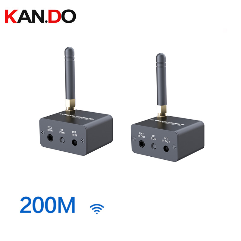 388IR IR Signal Wireless Extender Long Wireless Distance Is Up To 200m Wide IR Frequency 20 To 60 KHz