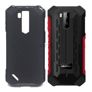 Чехол Ulefone Armor X5, мягкий силиконовый чехол из ТПУ на заднюю панель, Ulefone Armor X3, чехлы, защитный чехол для телефона, чехол Ulefone Armor X5