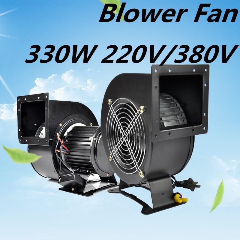 330W 220V /380V AC Axial Fan, Cooling Fan Power Frequency Centrifugal Fan Cooling Wind Capacity 130FLJ17
