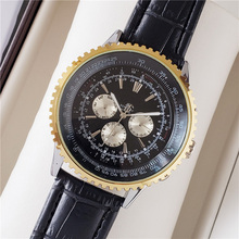 NEW Luxury Automatic Brand Mechanical Wristwatch Mens Day-Date Waterproof Watch with Leather Strap relojes hombre colouring hollow skeleton automatic mechanical watches mens luxury business full steel winner wristwatch relojes para hombre