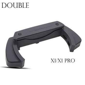 Doble X1 Pro guitarra acústica Pickup Single doble Pickups Preamp sistema evitar la apertura para 39-42 pulgadas Pick-Up accesorios de guitarra