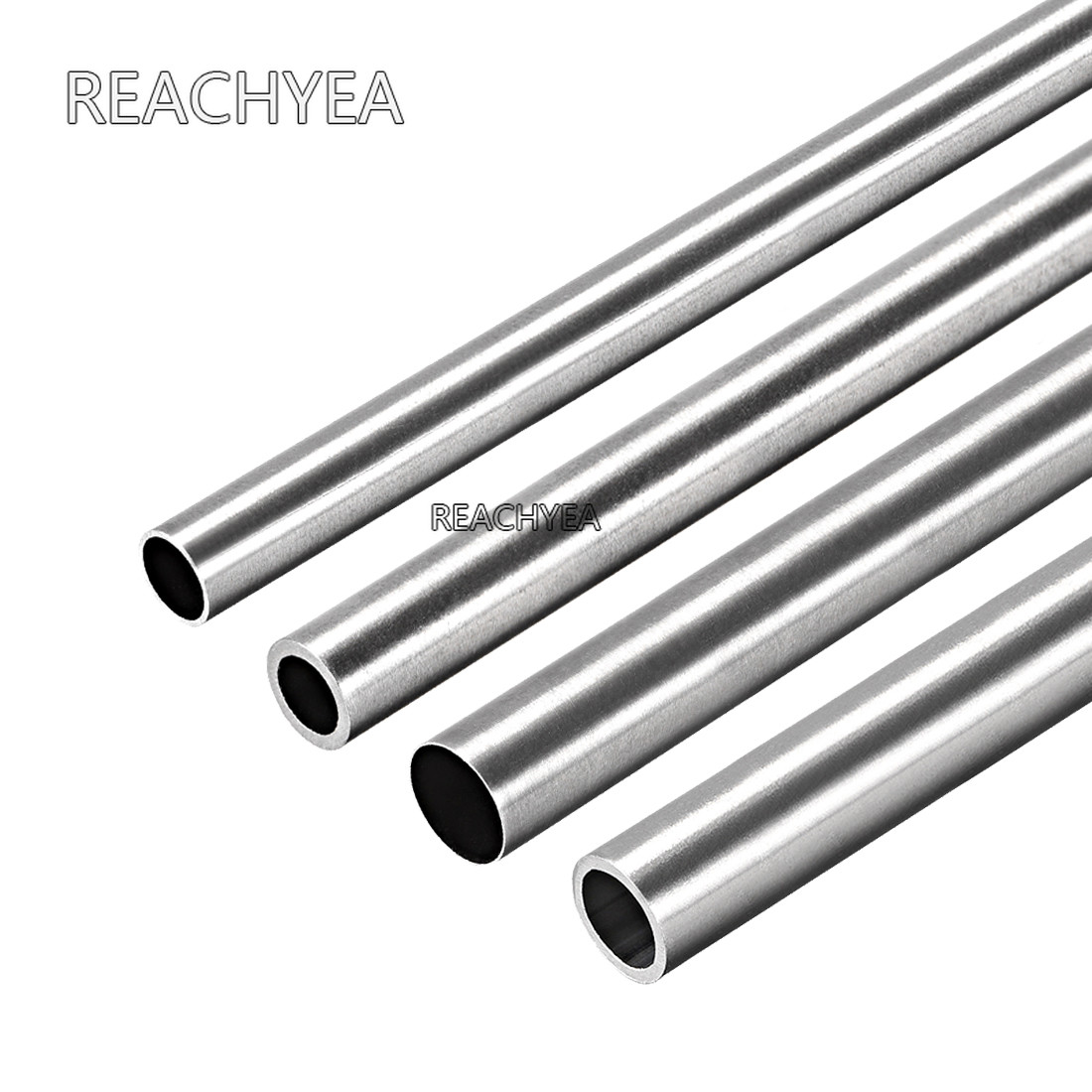 SS304 Stainless Steel  Straight Tubing Pipe 1.4mm OD X 0.1 Wall-length by order