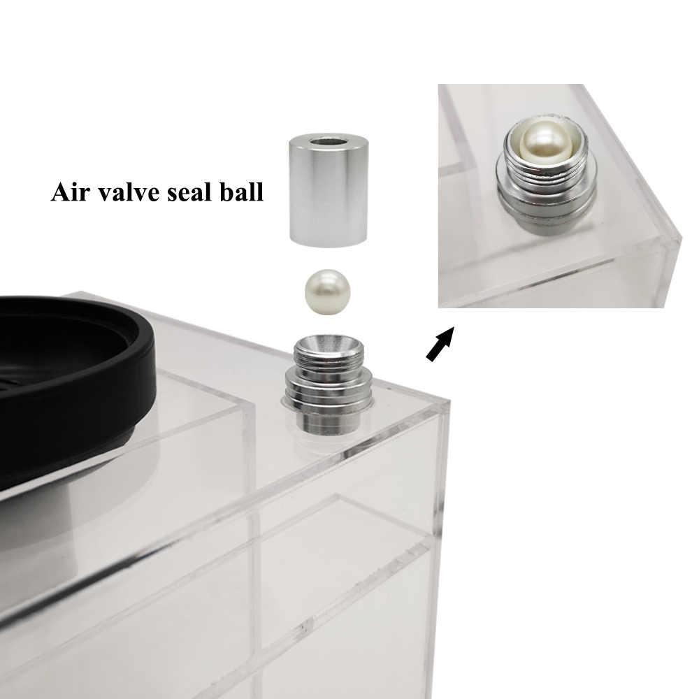 LOMINT Shisha Luft Ventil Dichtung Ball Shisha Narguile Zubehör 6mm 8mm 10mm 12mm LM-0990