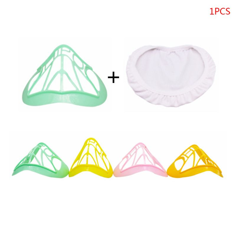 1Pcs Magic Face Mask Breathable Brackets Face Mask Frame Reusable
