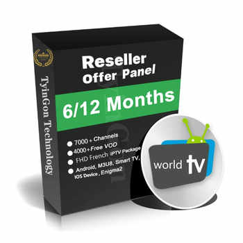 world tv Reseller Panel European TV French TV Support m3u enigma2 include 10000 live+VOD US/UK/ASIA android x96mini xxx - SALE ITEM - Category 🛒 Consumer Electronics