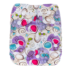 Pocket Nappy Diaper Cloth Lavables Eco-Friendly Waterproof Cotton Couches