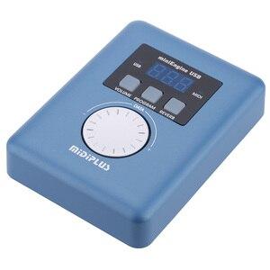Image 5 - Midiplus MiniEngine USB MIDI Modulo Sonoro Generale MIDI Generatore di 128 standard GM toni 48kHz frequenza di campionamento