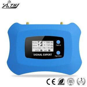 Image 5 - Hot! 4G LTE 800MHz mobilny wzmacniacz sygnału 4g telefon komórkowy wzmacniacz 4G komórkowy regenerator sygnału z antena Yagi + antena sufitowa zestaw