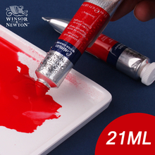 Winsor&Newton 21ml Transparent Watercolor Painting for Beginner Drawing Color Paint Tube Art Paint Supplies