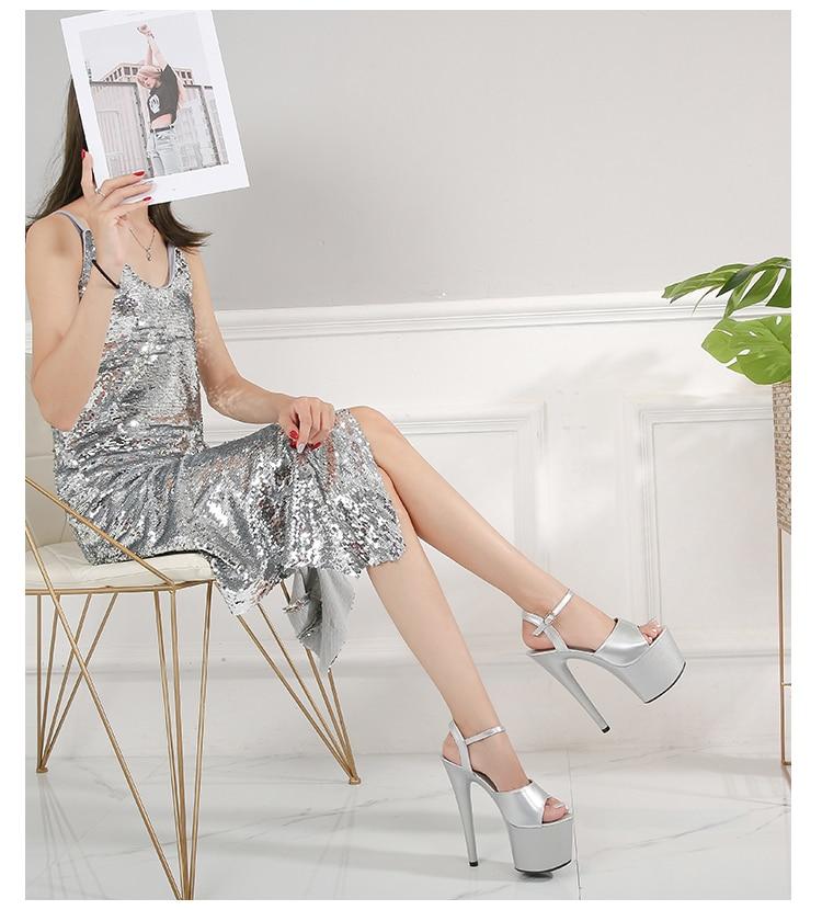 Shuzumiao Branded Women's Shoes Pole Dance
