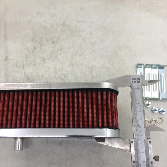 SherryBerg FAJS AIR Air CleanerสำหรับEMPI WEBER CARBคาร์บูเรเตอร์คาร์บูเรเตอร์32/ 36 DGEV DFEV DGV DGAV DGAS CHROME AIR FILTER 65มม.