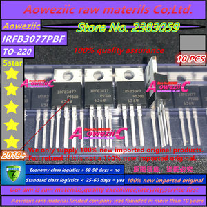 Image 1 - Aoweziic 2019 + 100% neue importiert original IRFB3077PBF IRFB3077 FET N kanal 75V 210A