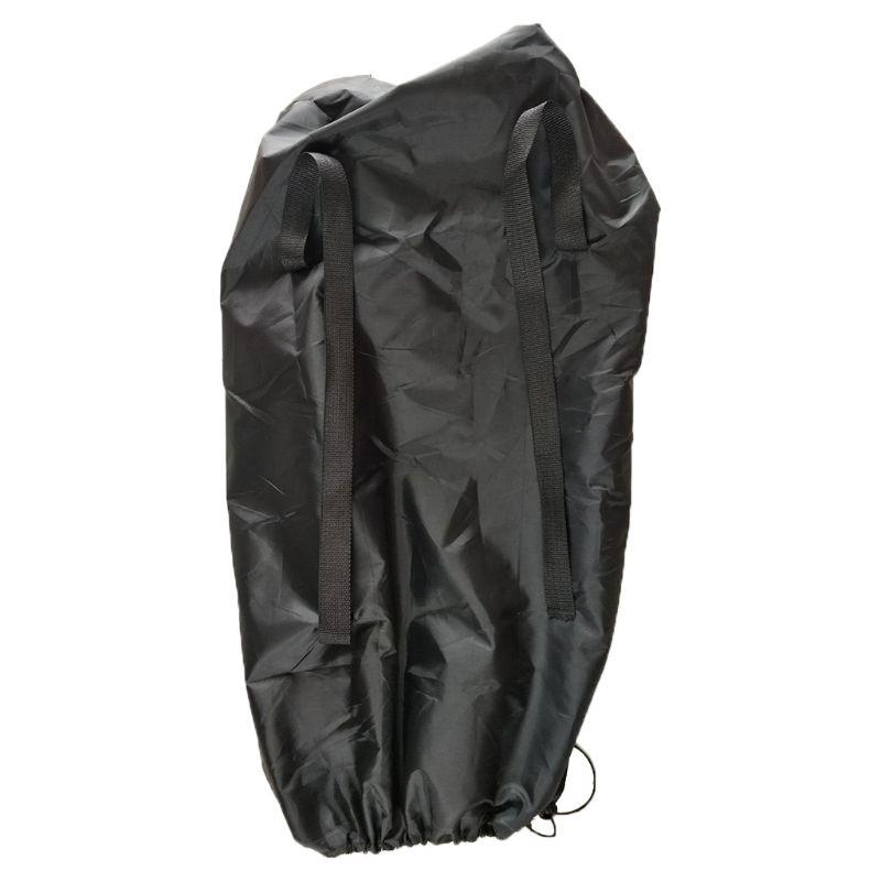 Baby Safety Seat Portable Travel Storage Bag Foldable Drawstring Children Car Stroller Dustproof Cover with Shoulder Straps