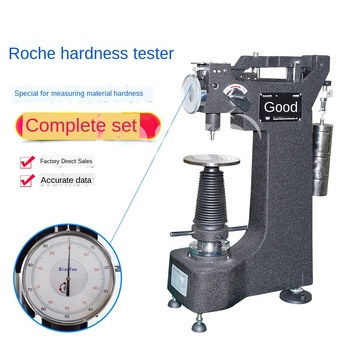 High precision Rockwell hardness tester HR-150MR mold heat treatment metal hardness testing tester machine