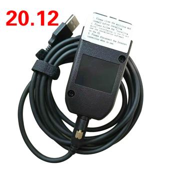 2020 popole Wesheu Vcds V2 20 12 HEX interfejs testery elektryczne VA COM 20 4 dla VW dla AUDI siedzenie do skody ATMEGA162 + 16V8 + FT232RQ tanie i dobre opinie CN (pochodzenie) unlimited VIN wesheu vcds V2 cable 21 3 czeskie Denish Dutch english French Niemieckie węgierskie Włoskie
