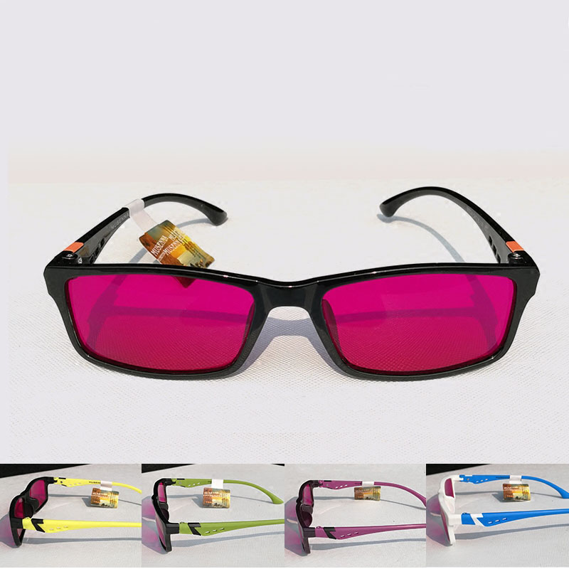 Color Blind Corrective Glasses for Red Green Blindness Weakness Women correction Colorblind Driver Eyewear