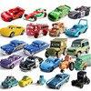 Disney Pixar Autos 3 Blitz McQueen DocHudson Modell Auto 1:55 Diecast Fahrzeug Metall Legierung Autos Kühlen Kinder Spielzeug kinder geschenk