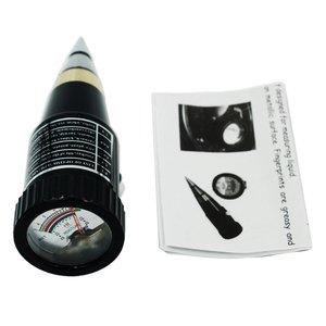 Instrumento de medição do solo ce da flor do medidor de ph da umidade do medidor de acidez do instrumento do teste do ph do solo da elevada precisão Zd-05