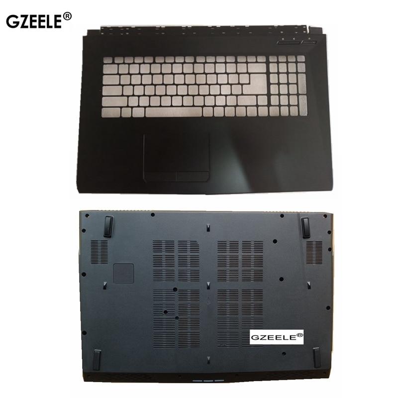NEW FOR MSI GP72 GL72 GP72VR GL72M MS-1793 Laptop Bottom Case Housing Base Lower Cover TOP COVER Palmrest Upper Case