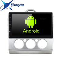 9 inch Android 9.0 Car Radio For ford focus EXI MT 2 3 Mk2 2004 2005 2006 2007 2008 2009 2010 2011 Stereo GPS Multimedia Player