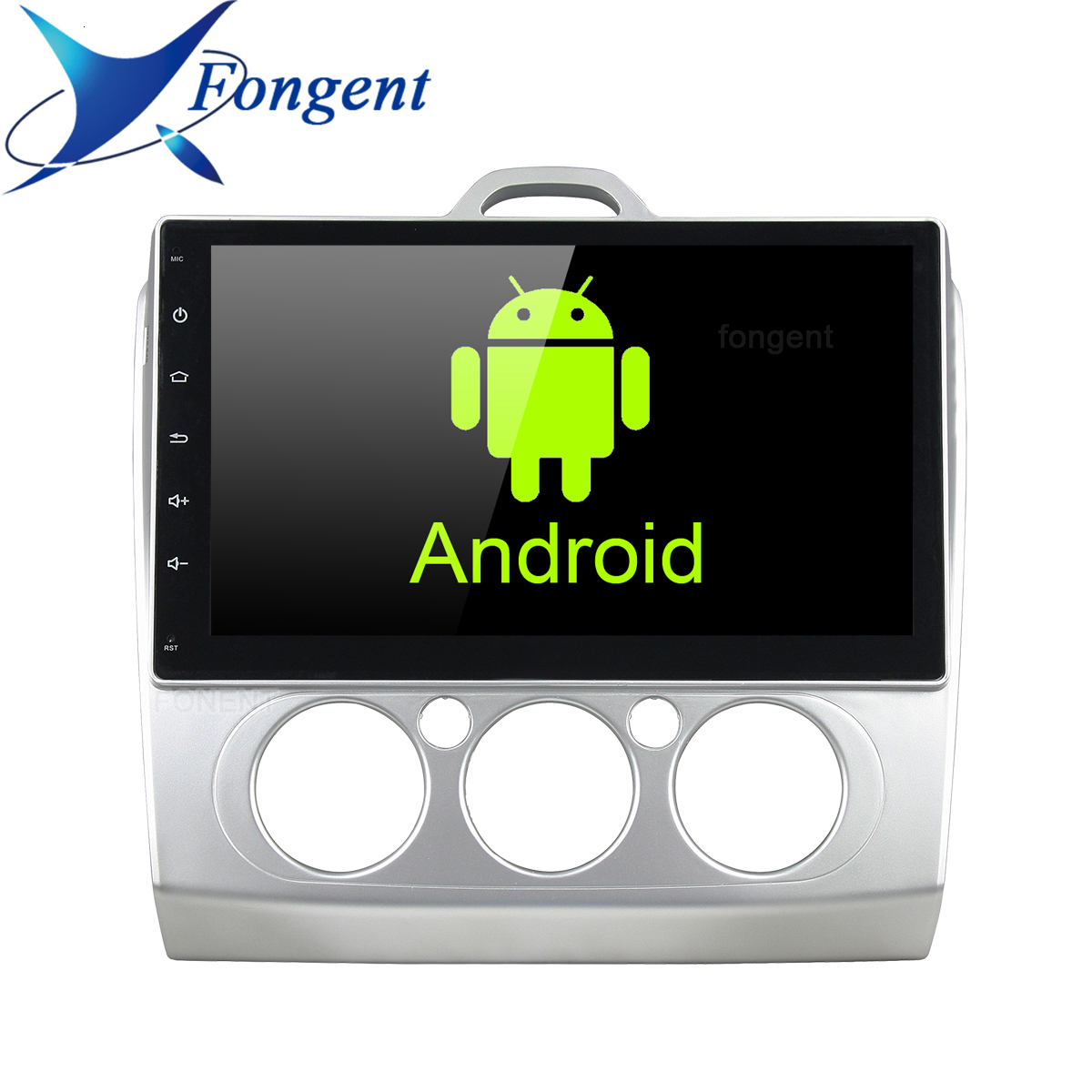 9 zoll <font><b>Android</b></font> <font><b>9.0</b></font> Auto Radio Für ford focus EXI MT <font><b>2</b></font> 3 Mk2 2004 2005 2006 2007 2008 2009 2010 2011 Stereo GPS Multimedia-Player image