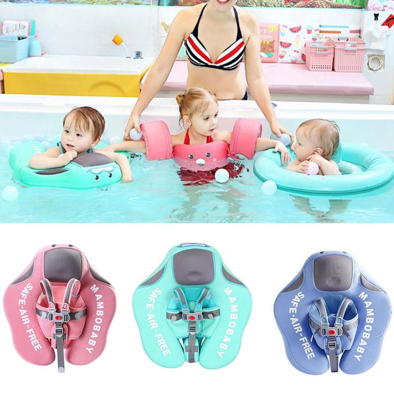 Infant Safety Inflatable-free Swimming Ring Swimming Pool Dedicated To Swimming Circle