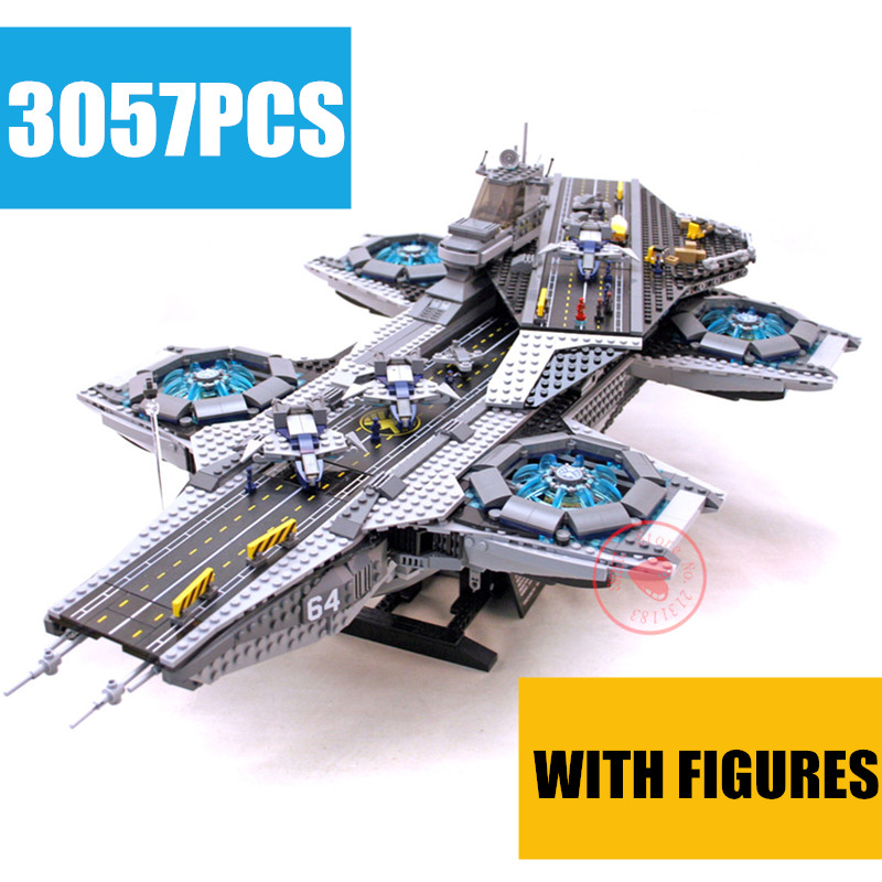Kid, Super, The, Fit, Blocks, Helicarrier