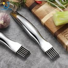 Новый креативный режущий нож для лука терки овощей инструменты
