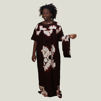 african dresses for women Dashiki Dress  traditional african clothing Long Sleeve For ladies scarf long skirt