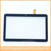 새로운 10.1 인치 AST-1008 XLD1053-V0 XLD1053-AO 태블릿 PC 용량 성 터치 스크린 외부 스크린 패널 교체 부품