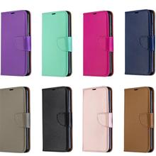 Case for Samsung Galaxy M10 Flip Cover PU Leather Wallet Card Solt Holder Phone