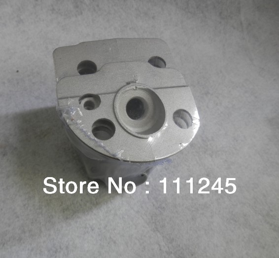 HUS. 55 CYLINDER BLOCK ONLY 46MM FOR HUSQVARNA 55 CHAINSAWS CHAIN SAW ZYLINDER HEAD W/O PISTON KIT 503 16 91 71 FREE SHIPPING