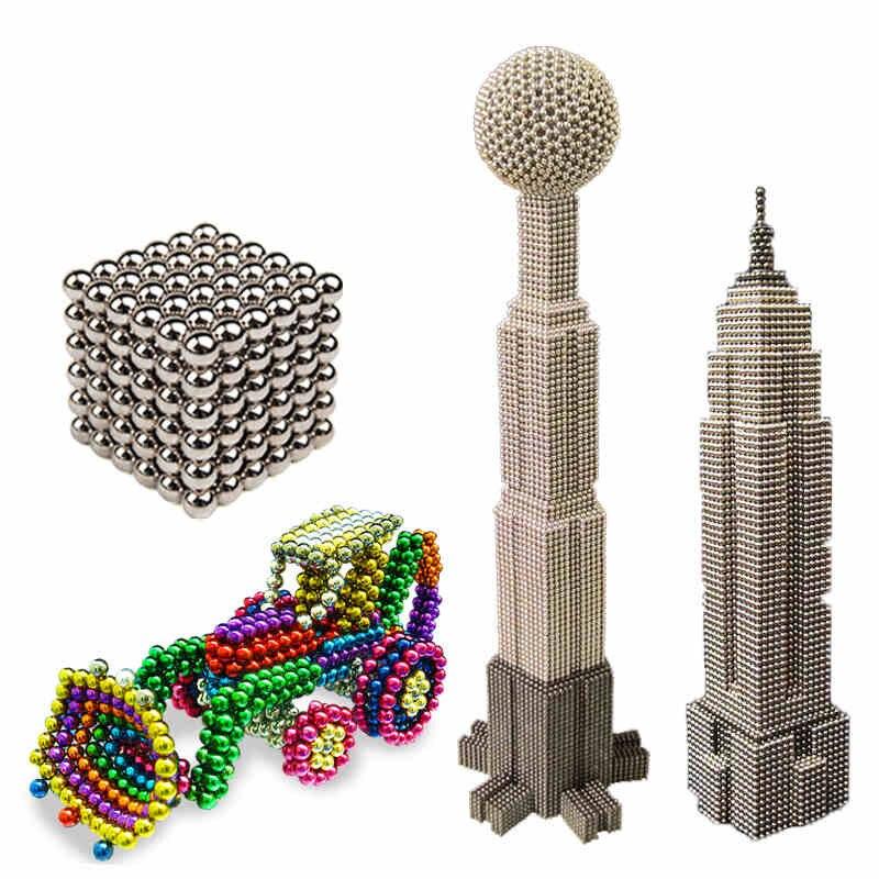 Magnetic Ball Diy Magic Decompression Toy Fingertip Magic Buck Magnetic Ball 3mm216 Magnetic Ball Toys