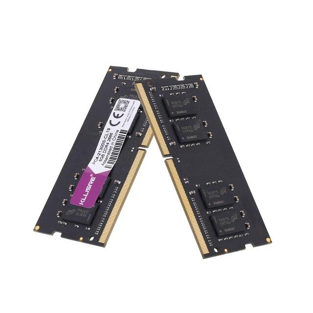 Kllisre DDR3 DDR4 8GB 4GB 16GB laptop speicher 1333 1600 2400 2666 2133 DDR3L 204pin Sodimm Notebook RAM