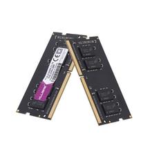 Kllisre DDR3 DDR4 8GB 4GB GB de memória portátil 1333 1600 2400 2666 2133 DDR3L 16 204pin Sodimm RAM Notebook