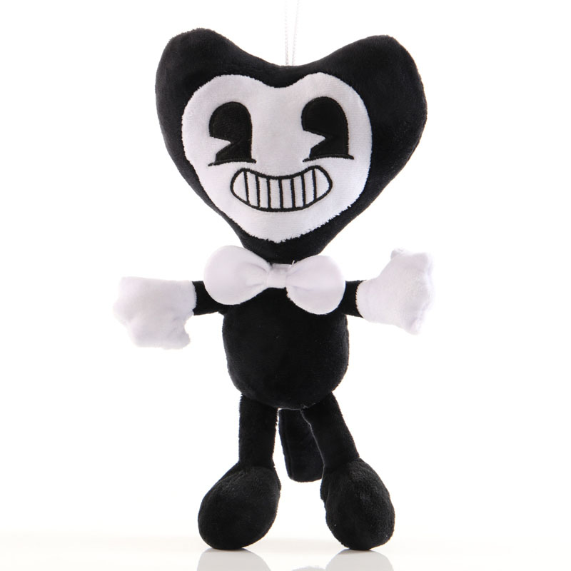 30CM Game Doll Bendy And The Ink Machine Plush Toy The Meatly Games Toy For Kid