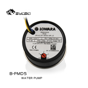 Image 2 - Bykski LOWARA D5 Pump, Maximum Flow 1100L/H, Output Head 3.8m, Hungary D5 pump, B PMD5