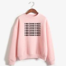 Sweatshirt God Is A Woman Crew Neck Sweatshirt No Tears Left You Cry Ariana