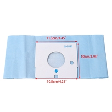 Universal Disposable Paper Dust Bag C-13 Replacement For Vacuum Cleaner V-3700Y 2019 gray washable vacuum cleaner filter dust bag for lg v 2800rh v 943har v 2800rh v 2810