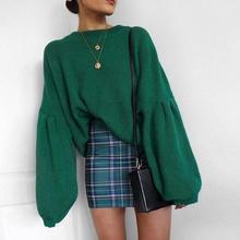 Модное женское пальто с воротником из искусственного меха с рукавом летучая мышь, Свободный Повседневный теплый кардиган, шаль, свитер Laipelar