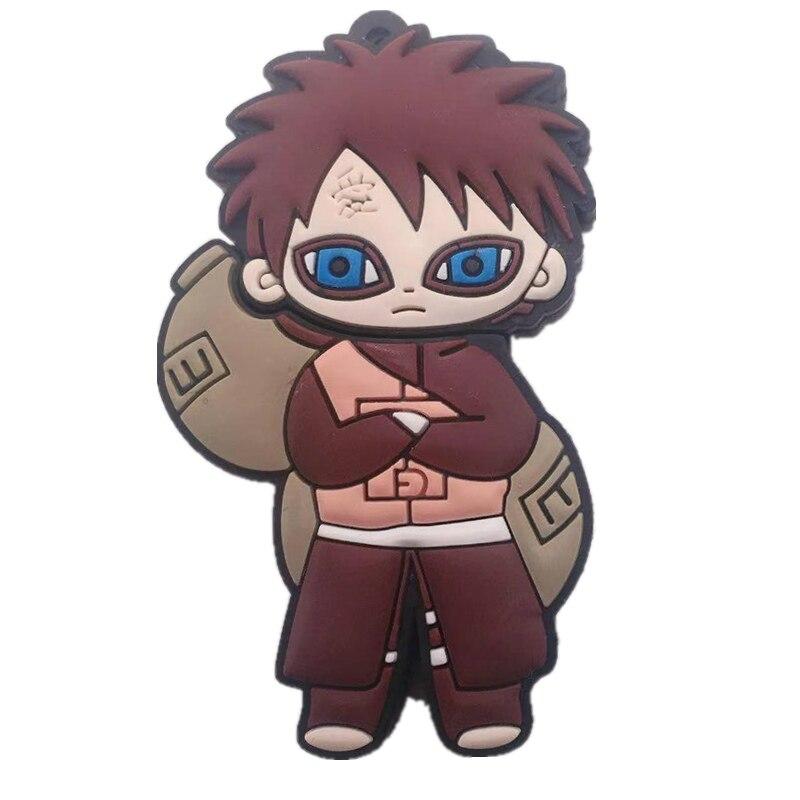 Classic Anime Naruto Usb Flash Drive 32gb 64gb 128gb Gaara Cartoon Pendrive 4gb 8gb Pen Drive 16gb Memoria Usb Key Flash Disk