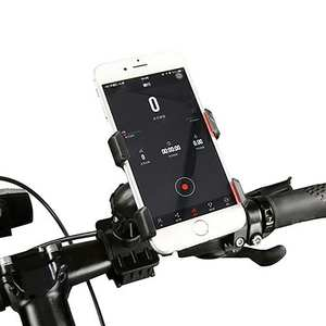 Phone-Holder Cell-Phone Bicycle Pc Mount Cycling-Bracket Bike Universal Silicone