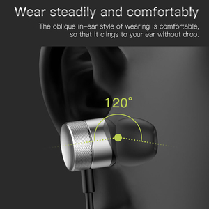 Image 3 - Beaseus Wired Bass Sound Earphone for Phone In Ear Stereo Sound Headset Earphone High quality for xiaomi iPhone Samsung Earpiece