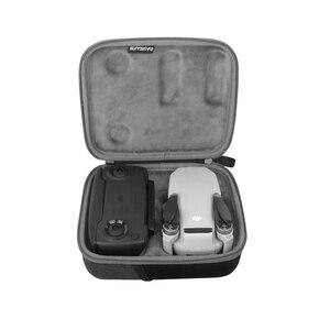 Image 4 - Portable Bag for DJI Mavic Mini Case Remote Drone Body Remote Controller Carrying Case Portable Handbag Carrying Box Storage Bag