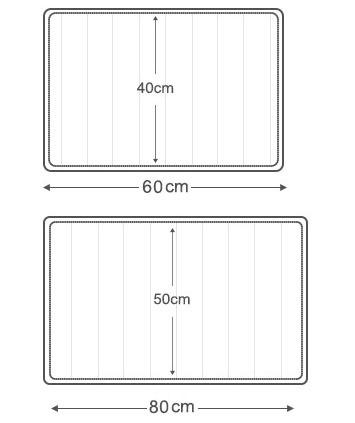 Printed Microfiber Door Mat