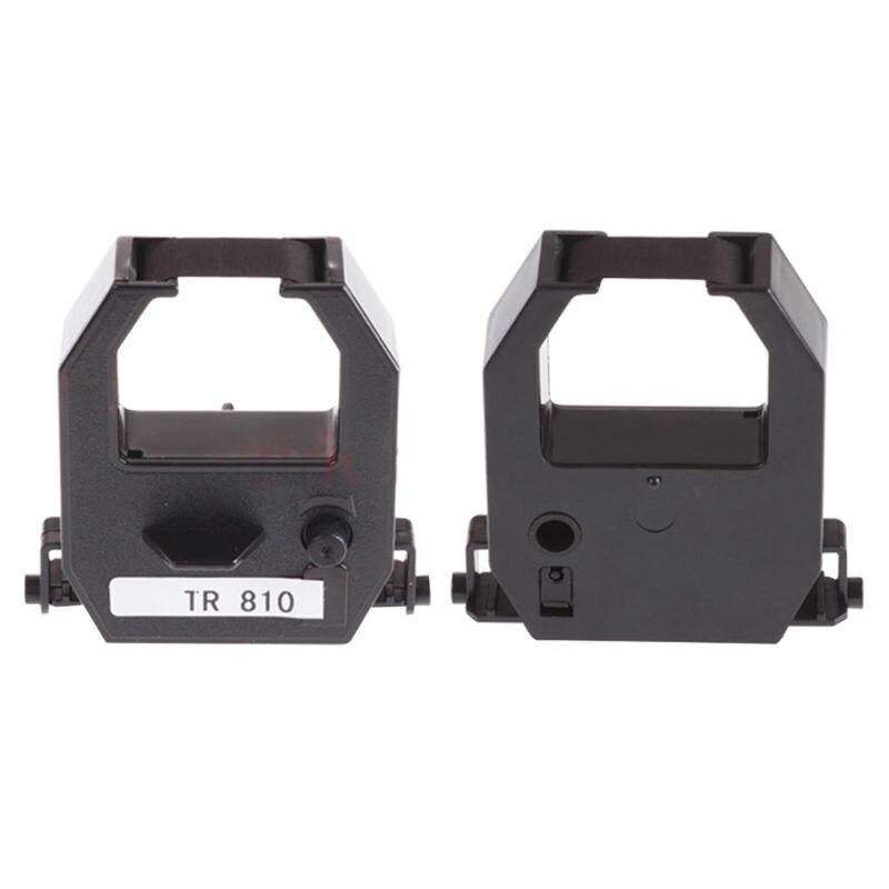 Time Clock Ribbon Black Ink Fit For Amano EX3000 EX5000 EX6000 EX6200 EX9200