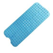 40*100 см коврики для ванной ПВХ Антибактериальный плесень устойчивый