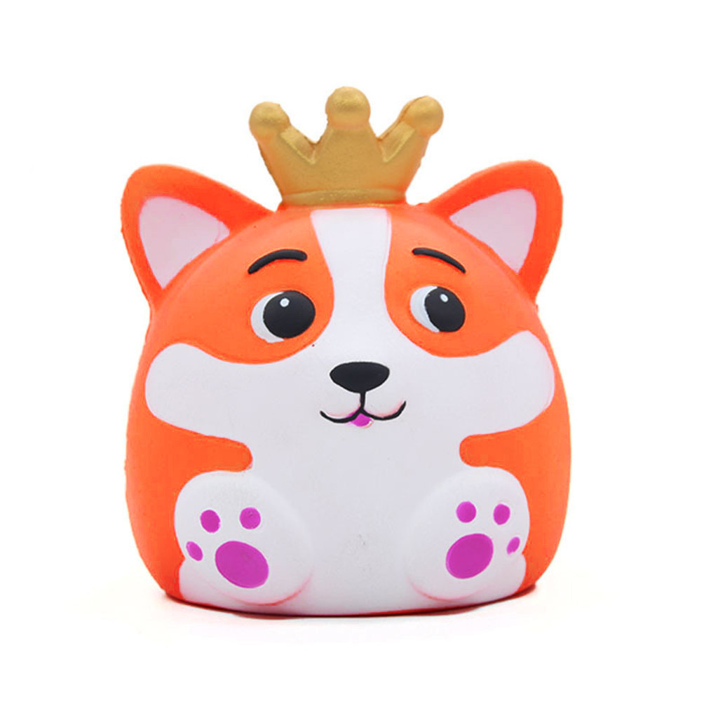 Creative Animal Doll Soft Squeeze Toy Simulation Slow Rebound Decompression Toy Birthday Gift Toys For Children #B